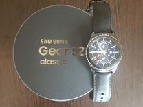 Смарт часы SAMSUNG Gear S2 Classic