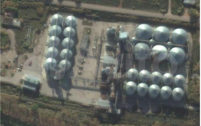 элеватор 100000 тонн