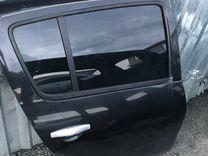 Задняя правая дверь Renault Sandero 2006-2014г