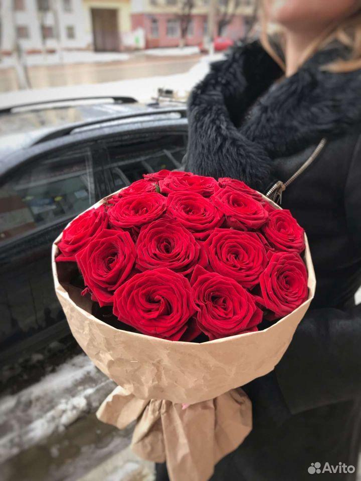 Цветы Самара доставка цветов розы  89377906688 купить 3