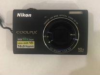 Фотоаппарат Nikon Colpix s6200