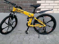 Велосипеды на литых дисках. Складной. Продам
