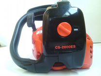 Бензопила echo CS-2600ES