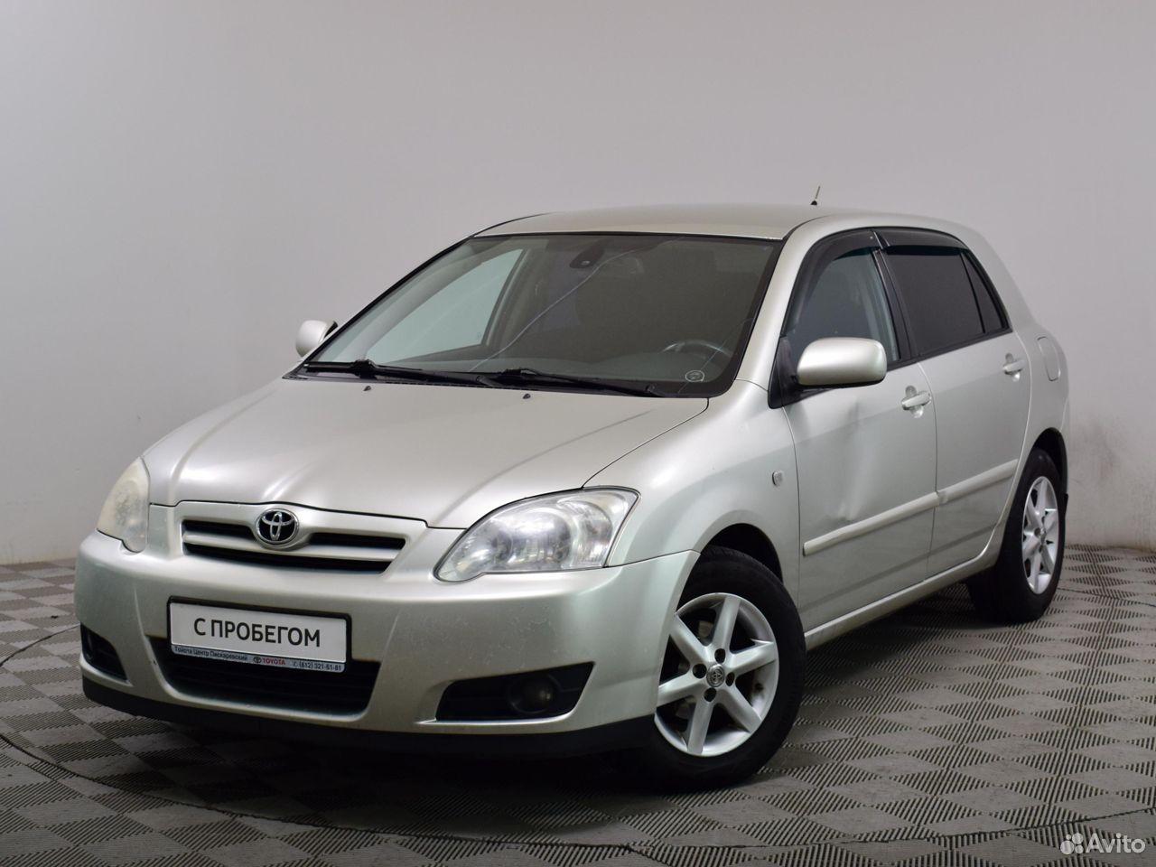 Toyota Corolla, 2006  88129207311 купить 1