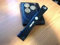 Нож автоматический. Microtech Nemesis 4
