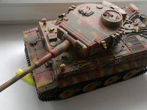 Радиоуправляемый танк Тигр 1