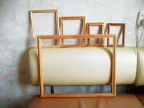 Деревянные рамки (фоторамка)