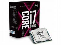 Процессор intel i7 7800x