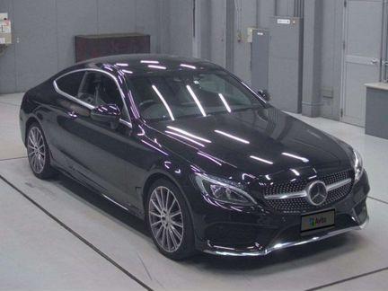 Mercedes-Benz C-класс 1.6AT, 2017, 35000км - Авто - Объявления в Марксе