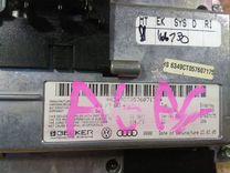 Дисплей информационный Audi A6 C6 2005-2011