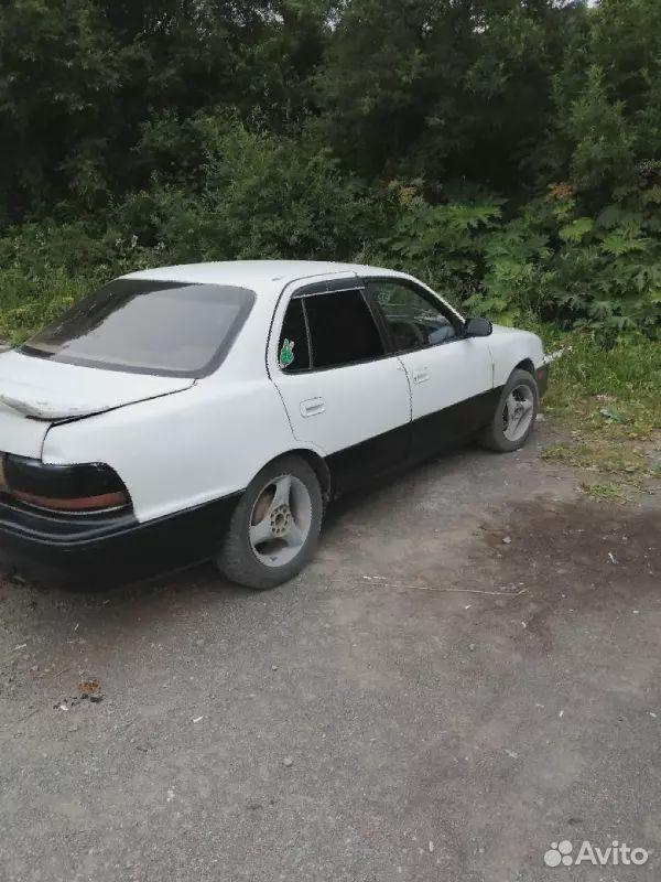 Toyota Vista, 1991 89147806603 купить 1