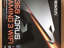Материнская плата Gigabyte b360 gaming 3 WiFi