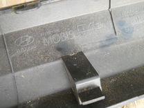 Hyundai Creta 16-Накладка переднего бампера