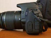 Canon 650d — Бытовая электроника в Геленджике