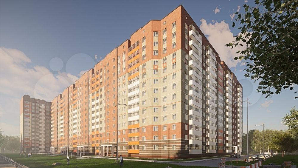 2-к квартира, 59.6 м², 1/13 эт.  89115506177 купить 3