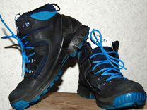 Зимние ботинки Ecco, р37 (24,5см)