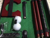 Игра офисный гольф