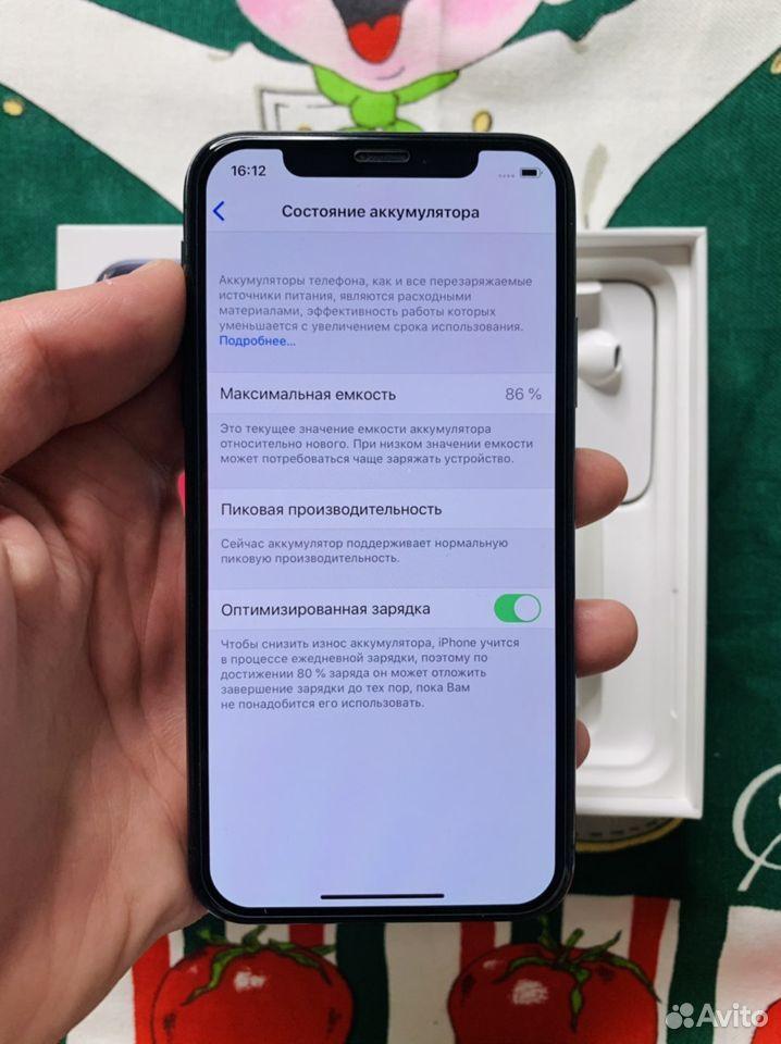 iPhone X 256 gb (Гарантия, чек)  89659840689 купить 5