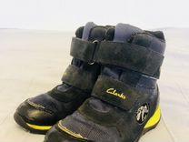 Детские ботинки Clarks, 28,5