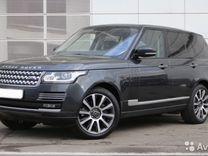 Рейлинги Range Rover Vogue