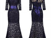 Шикарное платье. Новое