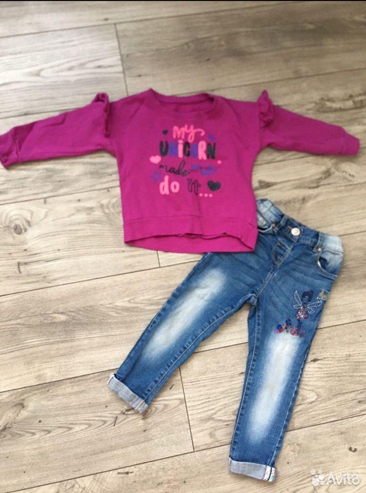 Одежда для девочки 92/98/104 Zara Next см фото