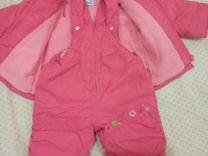 Куртка с комбинезоном на девочку — Детская одежда и обувь в Геленджике