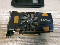 Видеокарта GTX 550Ti DDR5