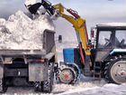 Вывоз снега, уборка снега с кровли,Камаз колхозник