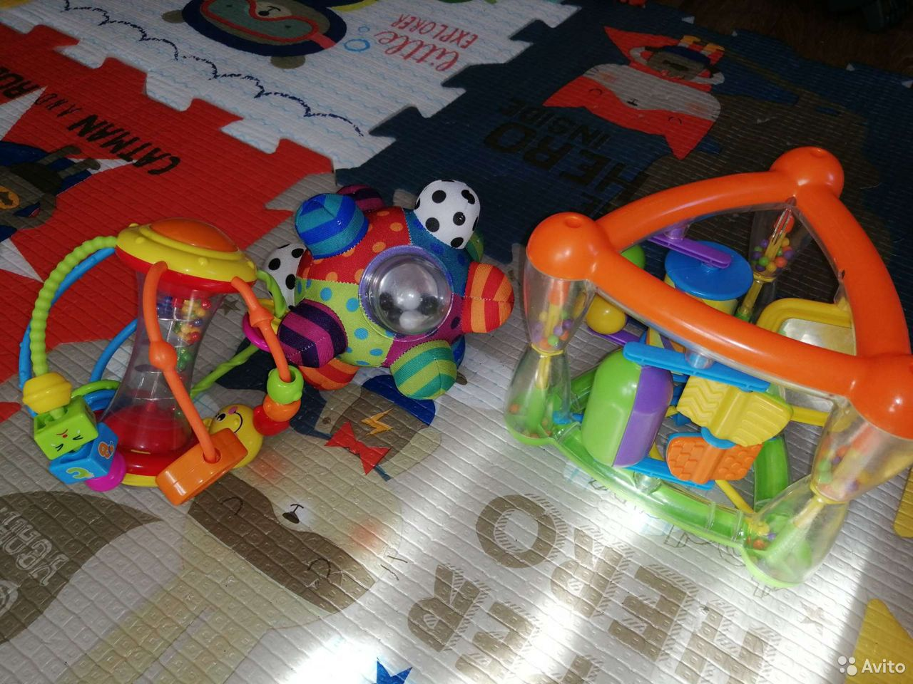 Развивающие игрушки  89622923520 купить 1