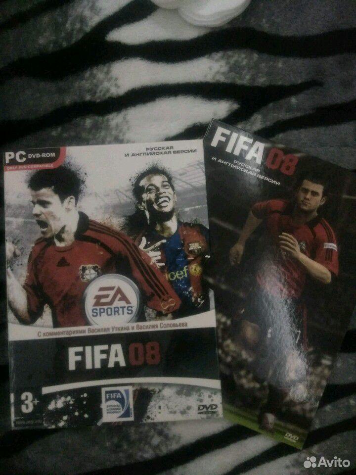 Fifa 8  89966295318 купить 1