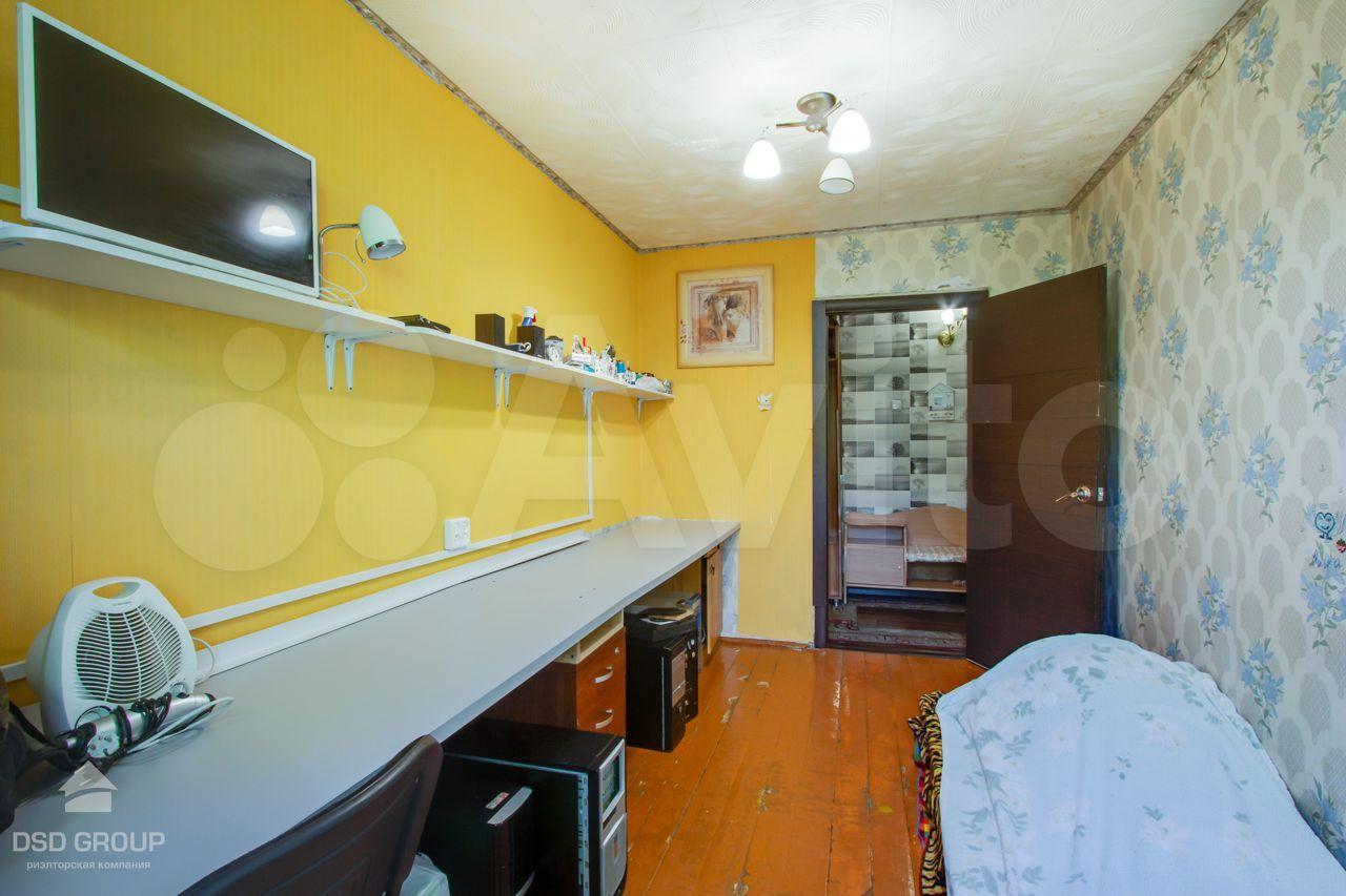4-к квартира, 61 м², 3/5 эт.  89622241827 купить 6