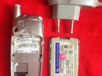 SAMSUNG SGH-X600 рабочий с зарядкой