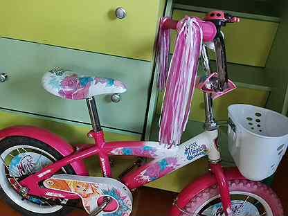 Велосипед бу Winks