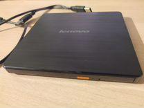 Внешний DVD-привод Lenovo