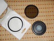 Фотофильтры 67mm UV + CPL + доп
