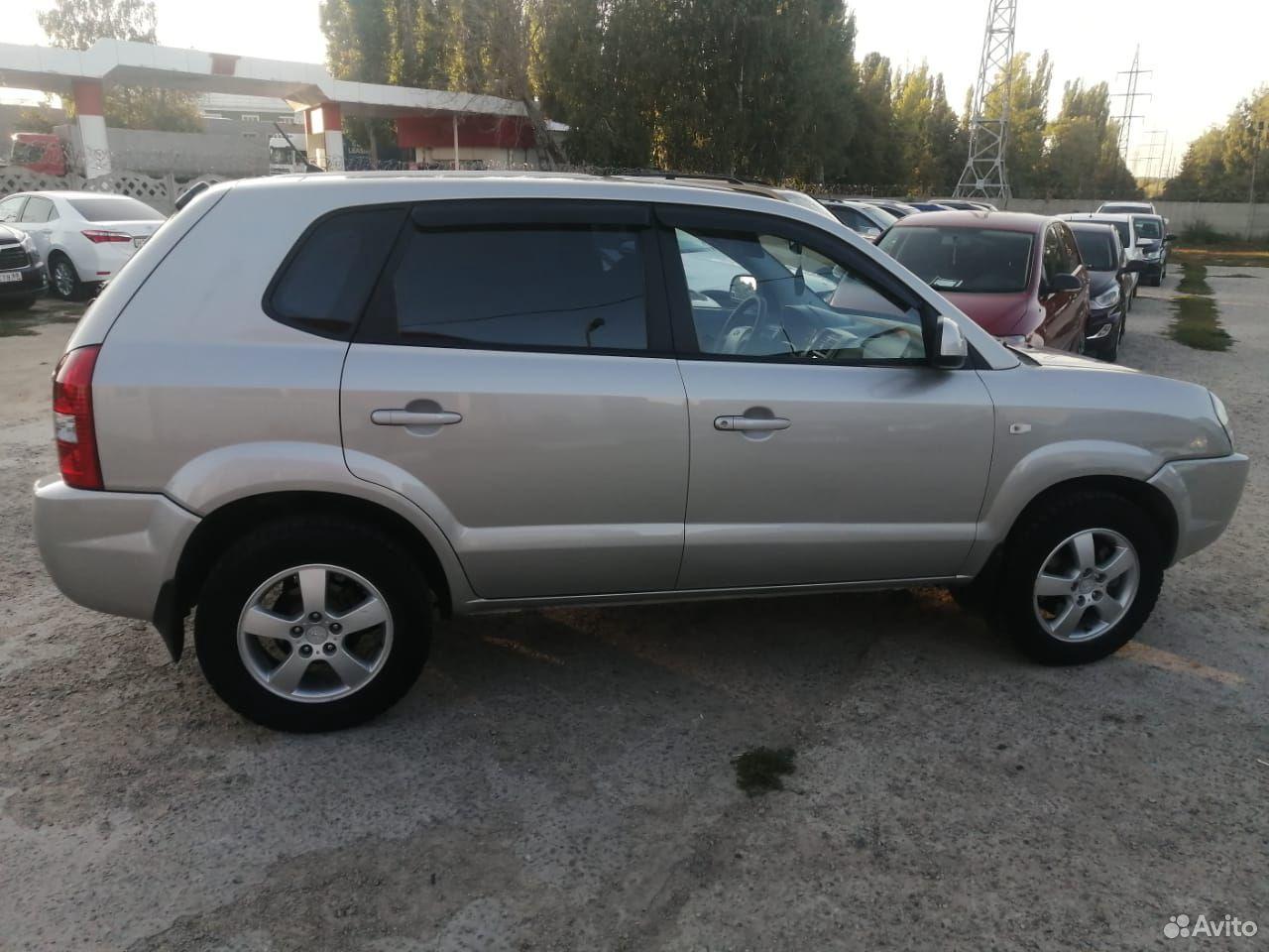 Hyundai Tucson, 2008  89092315708 buy 5