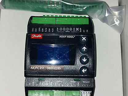 Контроллер Danfoss ак-рс 351 - 080G0289