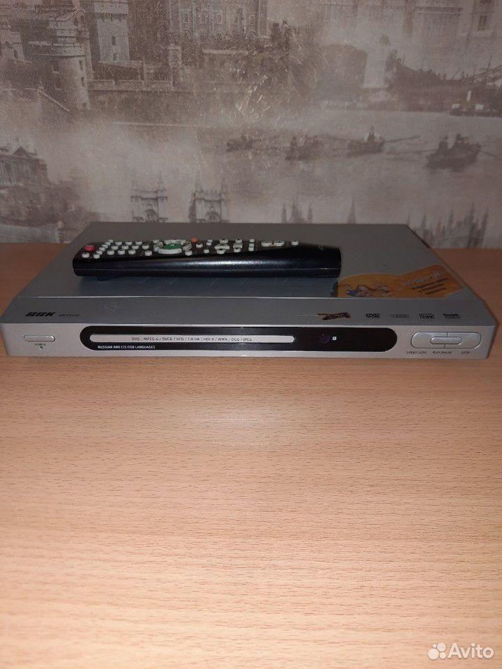 DVD плеер на запчасти
