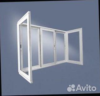Пластиковое окно в наличии