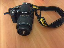 Фотоаппарат Nicon D3100 KIT