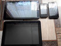 Планшеты,телефоны на запчасти