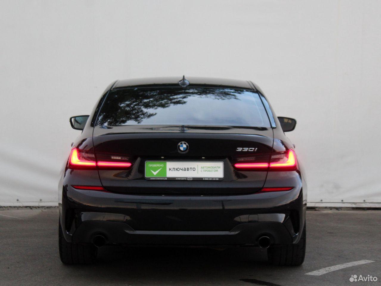 BMW 3 серия, 2019  88613258581 купить 7