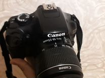 Фотокамера Canon EOS 1100d — Фототехника в Магнитогорске