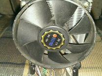 Кулер на сокет 1150