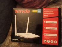 Маршрутизатор Tenda N300 новый
