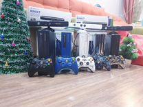 Xbox 360 250 & 500gb прошит + 70 игр fifa 19, GTA