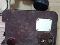 Военно-полевой телефонный аппарат