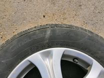 Комплект летних колёс r15