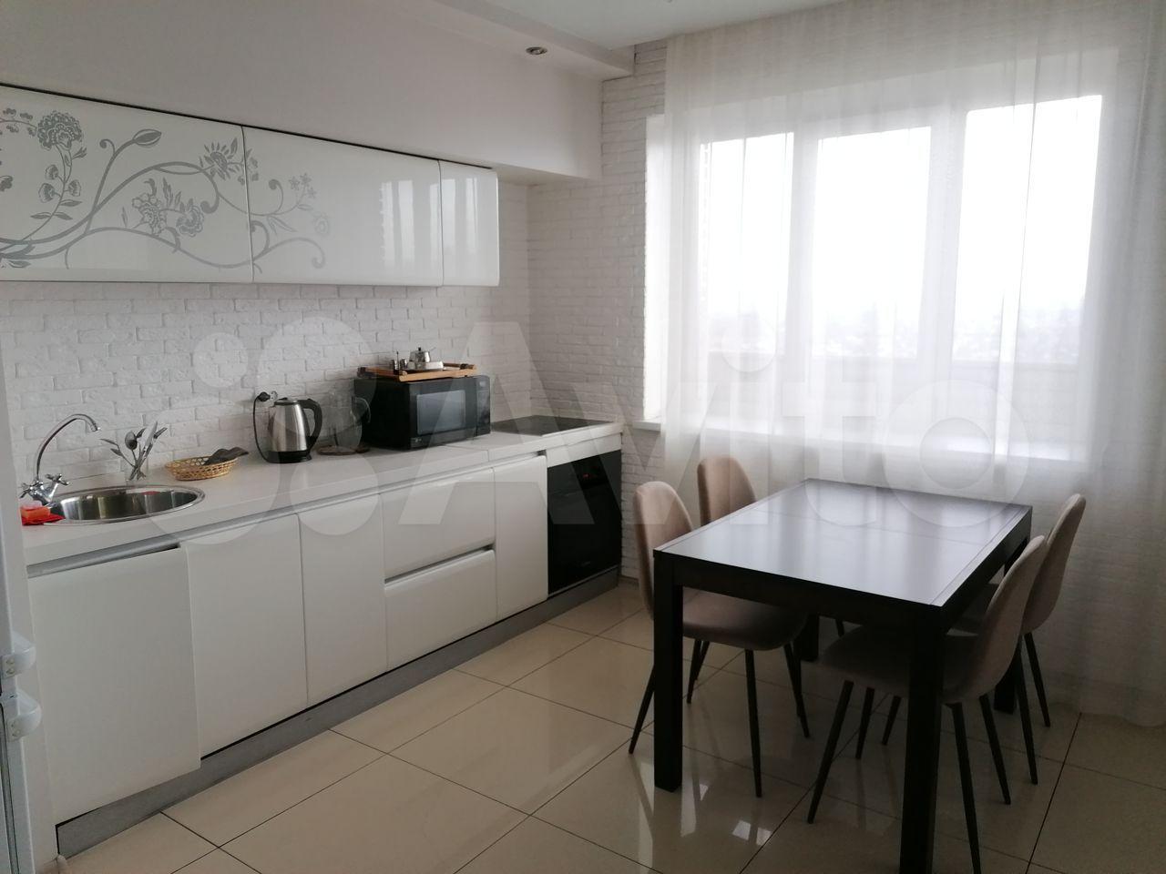 Квартира-студия, 42 м², 15/15 эт.  89644090008 купить 7